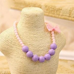 Other - CHUNKY BEAD NECKLACE, GIRLS